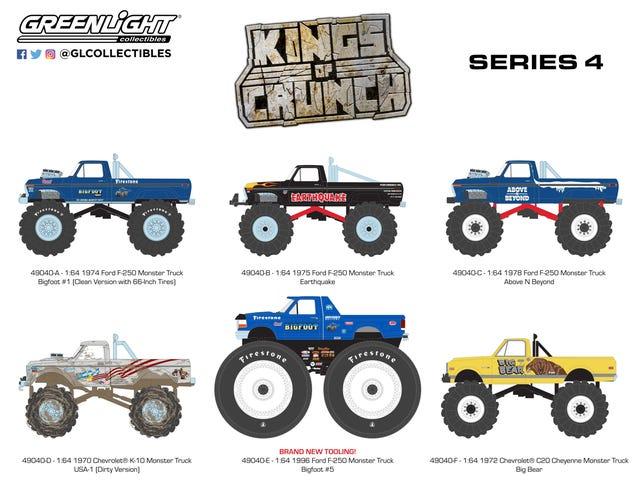 Kings of Crunch Series 4 ilmestyi