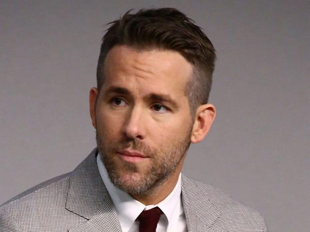 Ryan Reynolds İçin Kök Olmayacağım