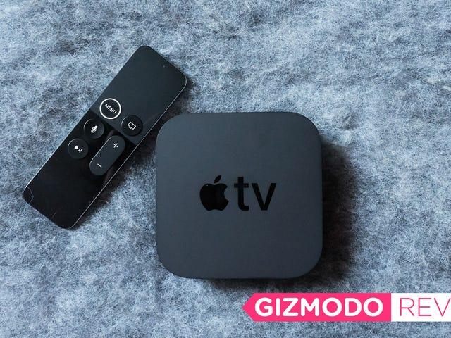 Apple TV 4K Is a Damn Good Set-Top Box