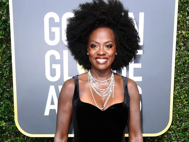 How to Get Away With Murdering the Red Carpet: We Still Haven't Gotten Over Viola Davis at the Golden Globes