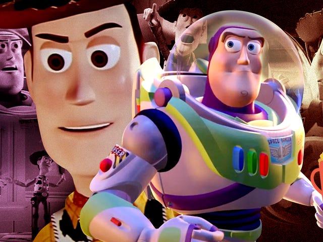 Es gibt keine herauswachsende Toy Story