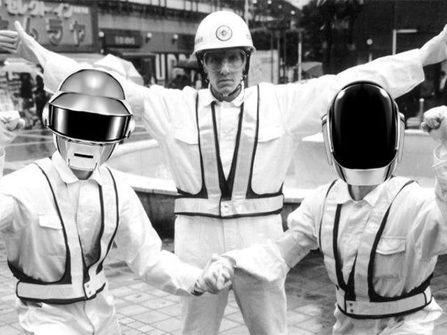 Co najmniej 2016 r. Dał nam ten genialny album Mashup z Daft Punk / Beastie Boys