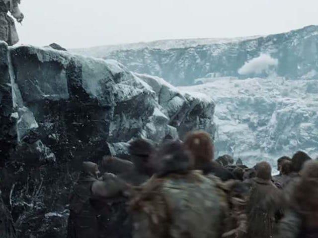 Τελικά γνωρίζουμε πώς οι χαρακτήρες στο <i>Game of Thrones</i> συνεχίζουν να φτάνουν στον τοίχο τόσο γρήγορα