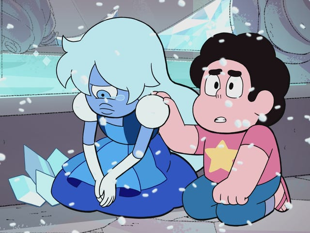 Steven Universe finds itself torn as the Crystal Gems try to process new information