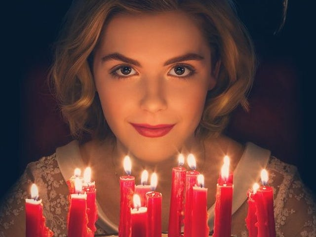 The First Trailer for<i>The Chilling Adventures of Sabrina</i> Is Legitimately Creepy