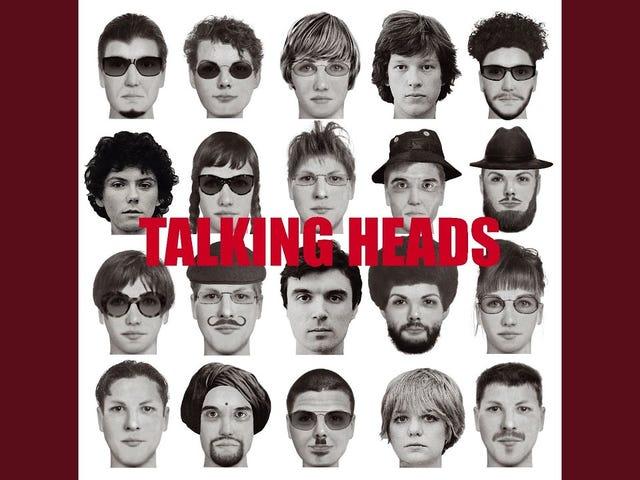 Talking Heads -- 'Life During Wartime'