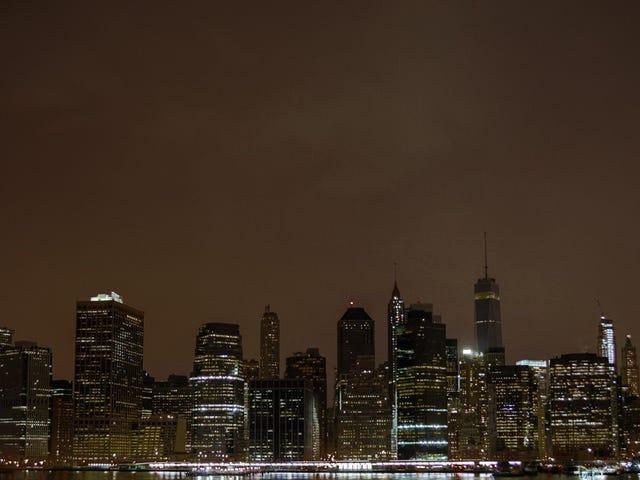 10 photos sombres des lumières éteintes