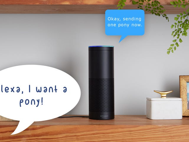 How to Keep Curious Kids From Ordering Stuff With Your Amazon Echo