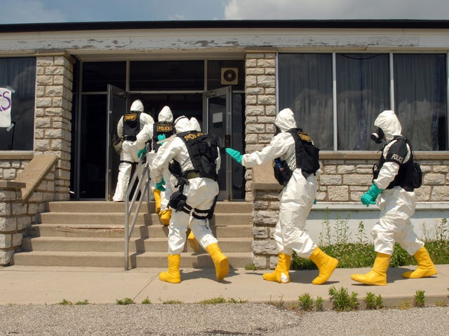 The CDC Changes Topic of Nuclear Strike Preparedness Session to 'Focus on Influenza'