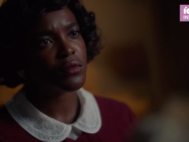Lovecraft Country's Wunmi Mosaku and Abbey Lee Discuss the Intricacies of Ruby and Christina