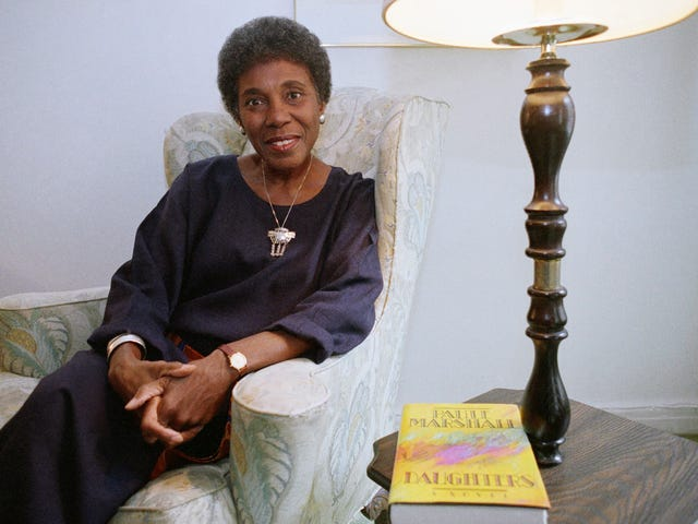 Praisesong for the Writer: The Literary World Mourns the Death of Author Paule Marshall