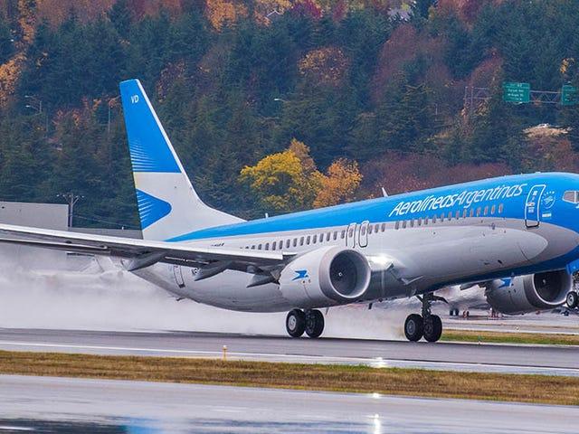 Jak się dowiedzieć, czy jesteś w Boeing 737 MAX