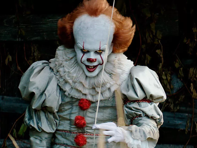 The Bar From Cheers Is a Little Less Welcoming With Pennywise as a Regular