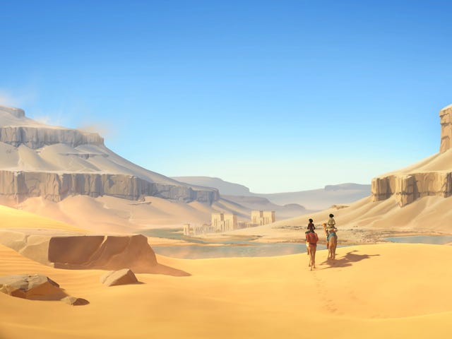 """In The Valley Of The Gods """"On Hold"""" As Developers Work On Other Valve Games"""