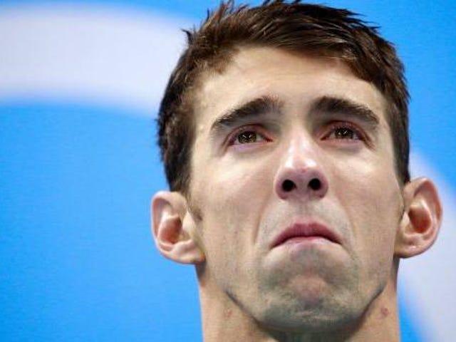 ¿Qué Michael Phelps eres?