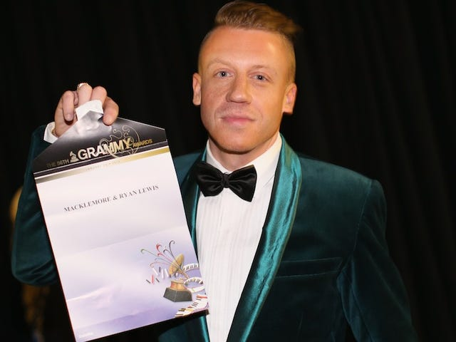 Nebraska Won't Let Kid Read Macklemore Lyrics on TV, Shitstorm Ensues