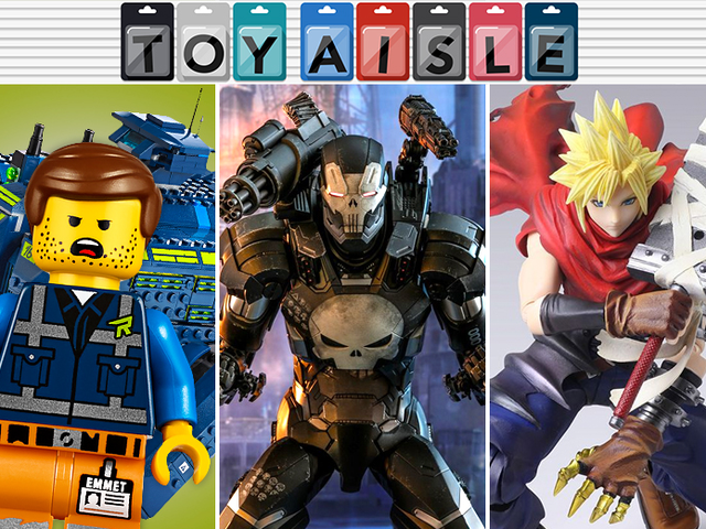 Et virkelig rex-cellent Lego Movie 2 rumskib og mere af ugens bedste legetøj