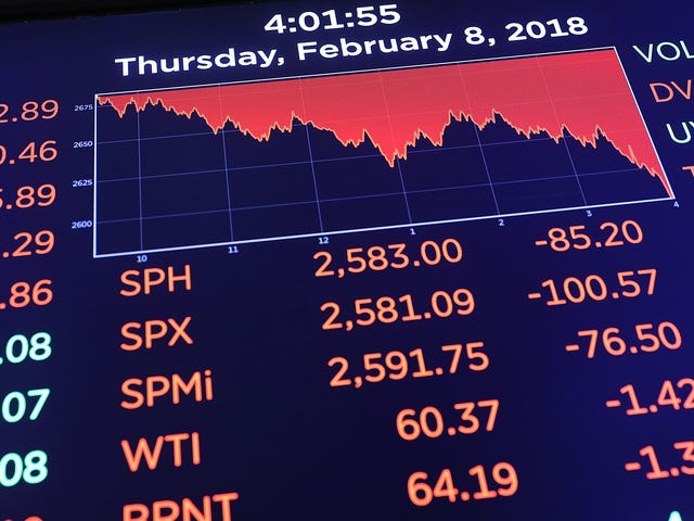 What to Know About a Stock Market Correction