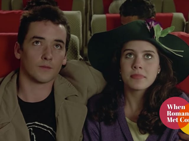 Lloyd Dobler is Cameron Crowe's original manic pixie dream date