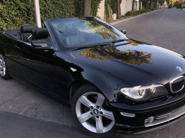 At $3,300, Could This Manual-Equipped 2006 BMW 325Ci Be A Drop-Top Delight?