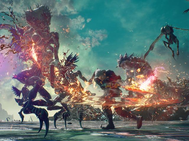 Bloody Palace van Devil May Cry 5 is een fantastische hack and slash-speeltuin