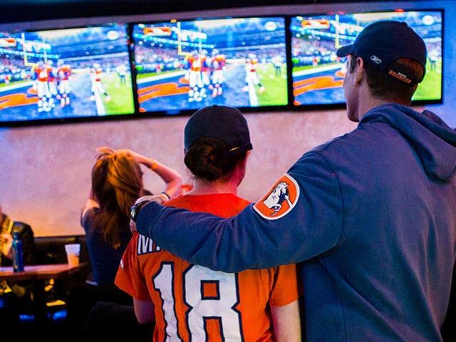 Questo è come guardare il tuo team preferito NFL Gioca senza cavo