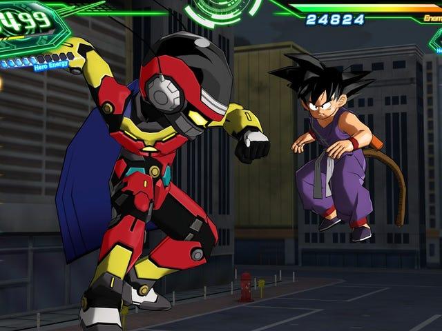 Super Dragon Ball Heroes: World Mission là một game rất Nhật Bản