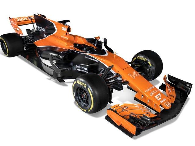 Las flechas F1 regresan con un auto nuevo, pero no importa porque todavía son valientes y duran