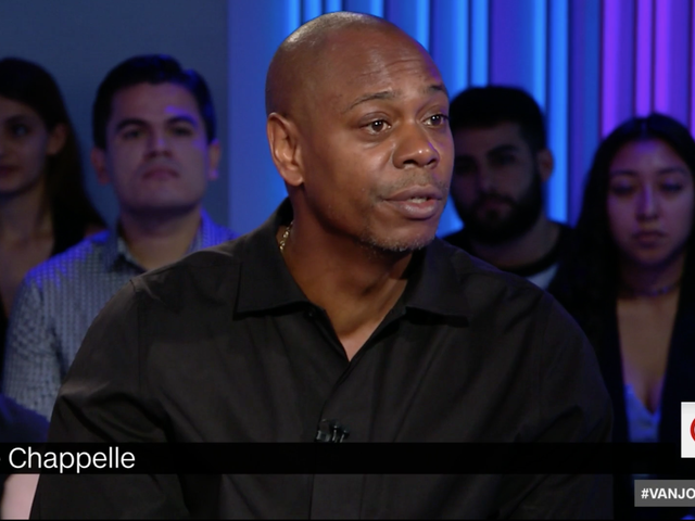 Dave Chappelle Revisits 'Give Him a Chance' Comments About Trump: 'There's Got to Be More Cultural Sensitivity'