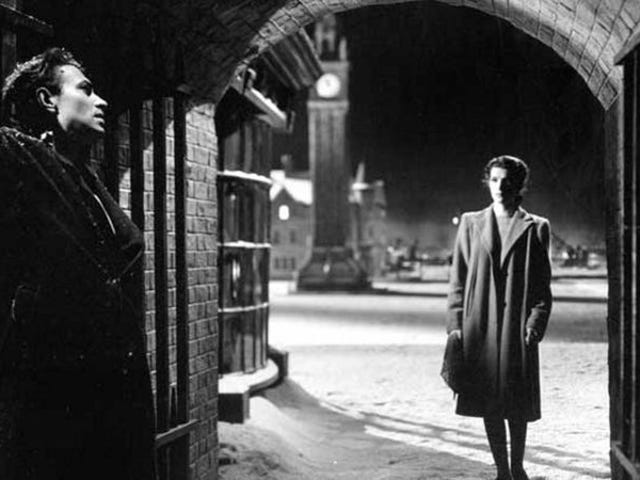 Carol Reed's coded IRA drama Odd Man Out has the look but not the feel of noir