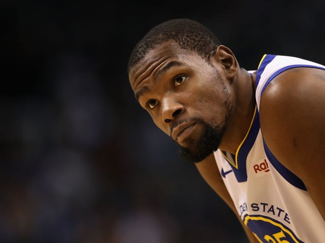 Some Selections From The First Half Or So Of ESPN's Longform Article About Kevin Durant's ESPN+ Show About Kevin Durant's Brand