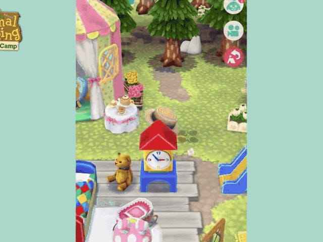 Podobnie jak Animal Crossing Pocket Camp, smartfony z Nintendo