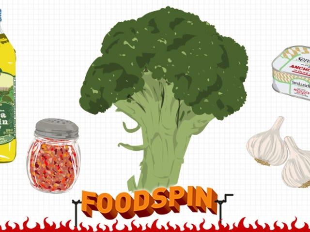 Cómo cocinar brócoli, con un propósito y disfrutarlo, lo que es posible