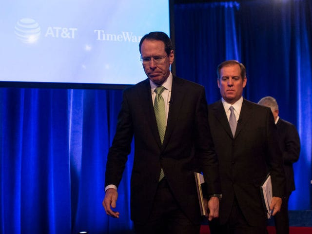 DOJ Blows Its Chance to Stop Disastrous Merger of AT&T and Time Warner