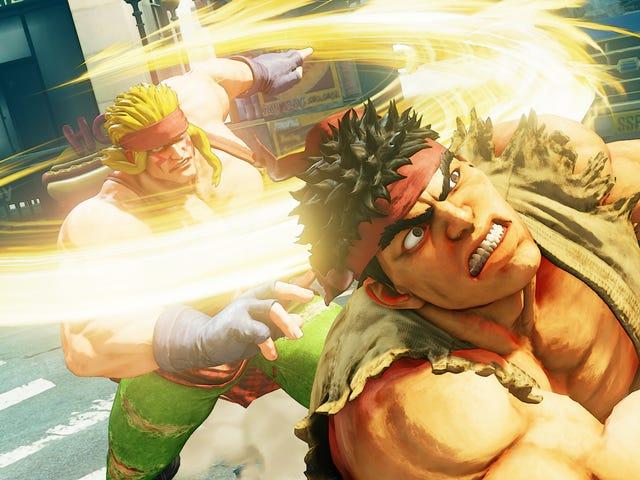 Capcom ofrece nueva información sobre <i>Street Fighter V</i> Actualización de marzo