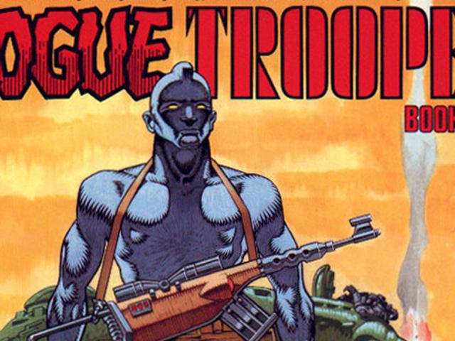 """Це, безумовно, звучить, як Дункан Джонс робить фільм """" <i>Rogue Trooper</i> """" [UPDATE: він є]"""