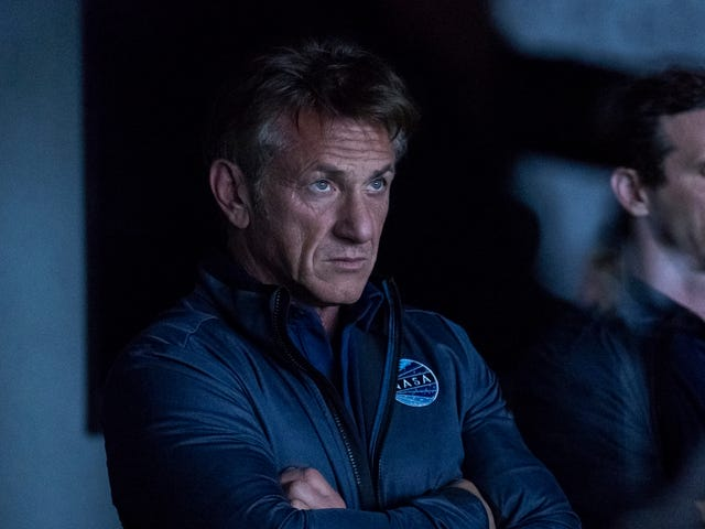 Sean Penn no longer gets to be a sad astronaut for Hulu