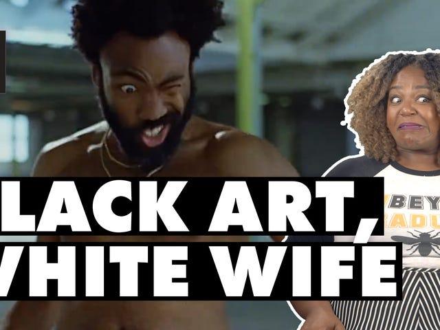 <i>Judge of Characters:</i> काले पुरुष, सफेद पत्नियां ... यह अमेरिका है