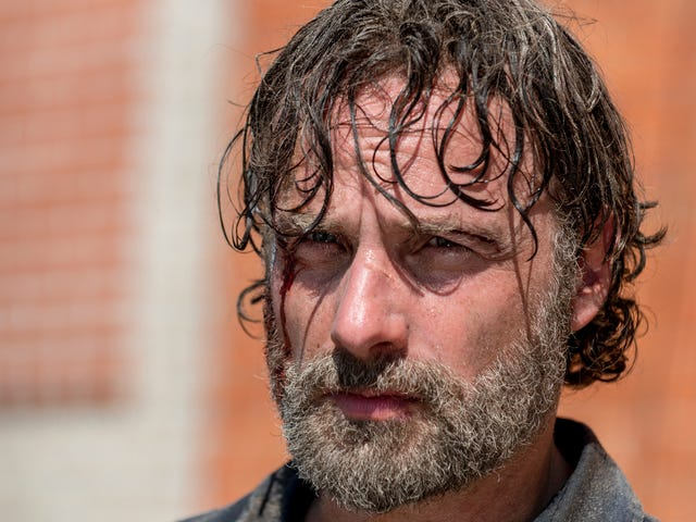 Either Rick or The Walking Dead Needs to Die