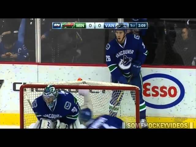 Este es el pase de hockey más triste de todos los tiempos