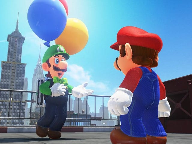 As <i>Mario Odyssey</i> Patches Change The Game, Speedrunners Scramble To Keep Up
