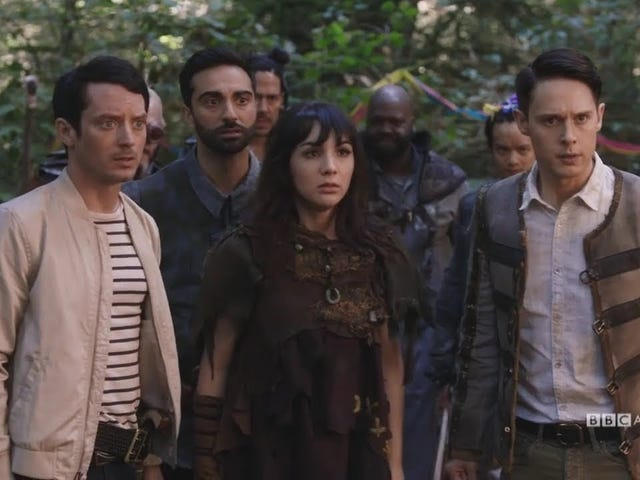 "Dirk Gently ""Trouble is Bad"" Spoilerific Reaction Thread"