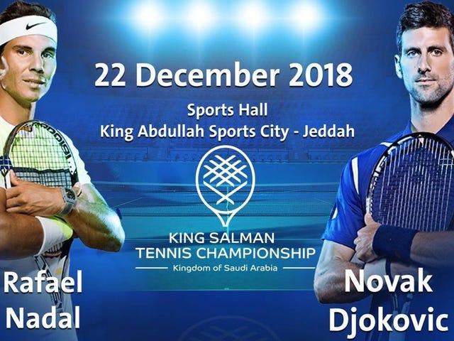 Rafael Nadal And Novak Djokovic Look Forward To Being Pawns In Saudi Arabia's Shameless Image Rehab