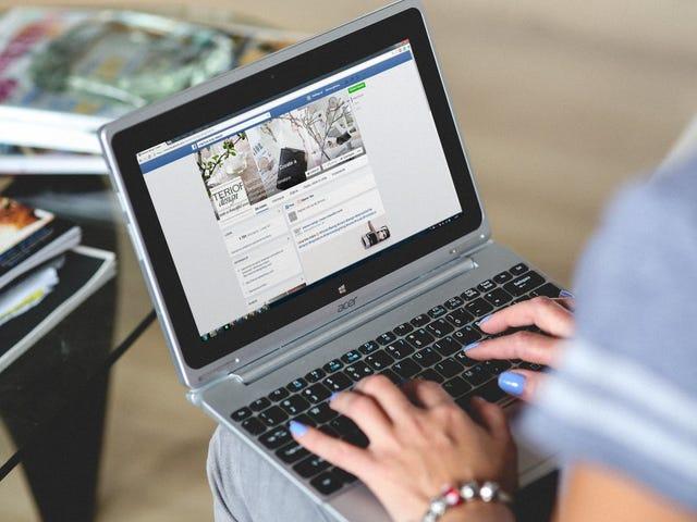 Як дізнатись, чи були ваші фотографії виявлені останніми помилками Facebook?