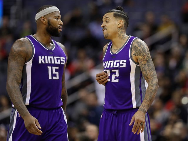Lawsuit: Kings Players Matt Barnes and DeMarcus Cousins Jumped a Couple in Nightclub Assault