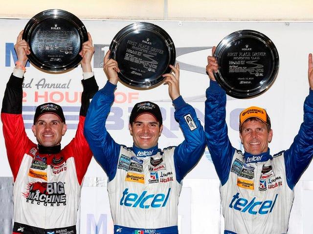 Ganassi, Porsche Win Crash Filled 12 Hours Of Sebring