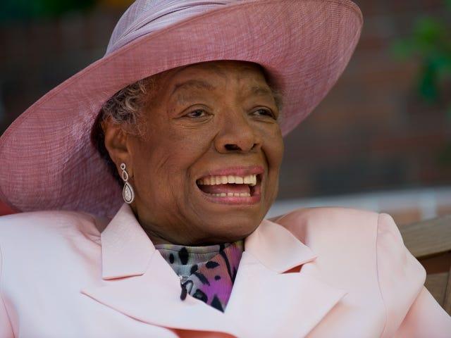 Po 90 latach, dziedzictwo Maya Angelou wciąż rośnie