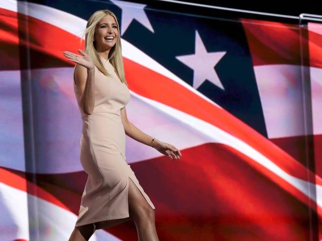 Goodbye Ivanka Trump (TM)