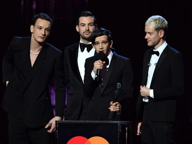 """<a href=""""https://news.avclub.com/the-1975-call-out-music-industry-sexism-in-brit-awards-1832787554"""" data-id="""""""" onClick=""""window.ga('send', 'event', 'Permalink page click', 'Permalink page click - post header', 'standard');"""">The 1975 call out music industry sexism in BRIT Awards acceptance speech</a>"""