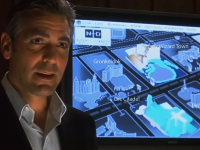 A D&D Supplement That Makes Your Game More Like Ocean's Eleven